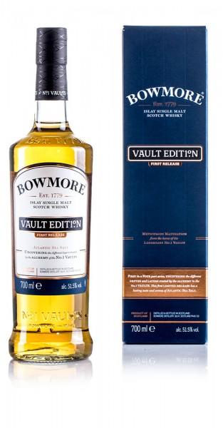 Bowmore Vault Edition 1 Atlantic Sea Salt