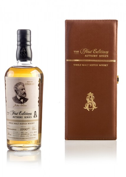 Author's Series Bruichladdich 1990 / 25 Jahre inkl. 4 cl Sample