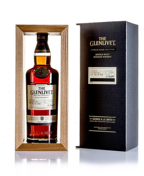 Glenlivet 14 Jahre Single Cask Edition Sherry Butt