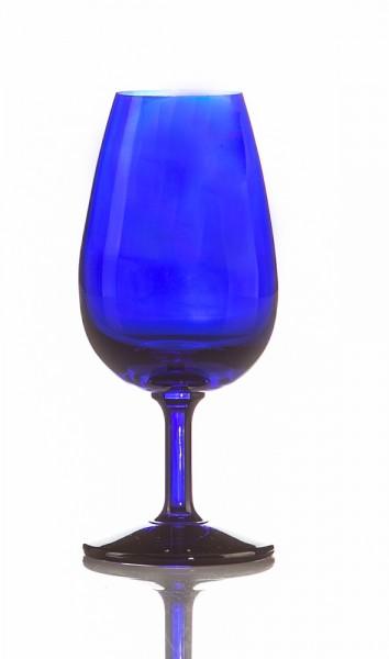 Nosing Tasting Glas Blau für Blindverkostungen