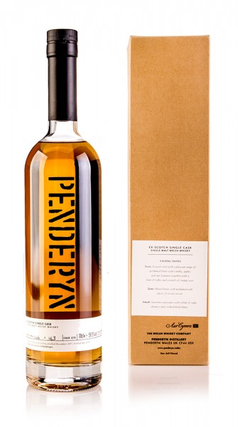 Penderyn Ex Scotch 59,5%