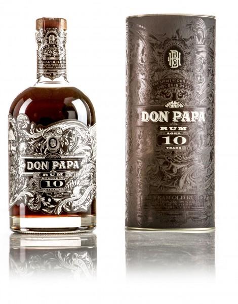 Don Papa Rum - 10 years