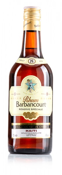 Barbancourt Reserve Speciale Aged 8 Years