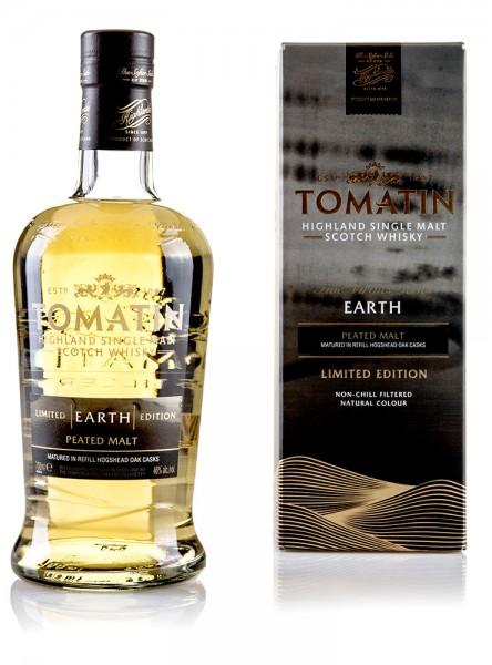 Tomatin Earth (Five Virtues)