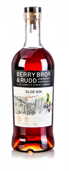 Berry Bros & Rudd Sloe Gin