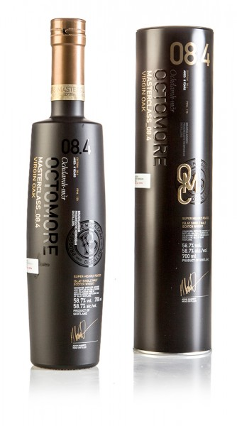 Octomore 8.4 Virgin Oak 8 Jahre 2009/2017