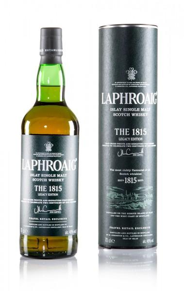 Laphroaig 1815 Legacy