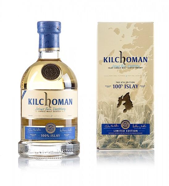 Kilchoman 100% Islay 6th Edition