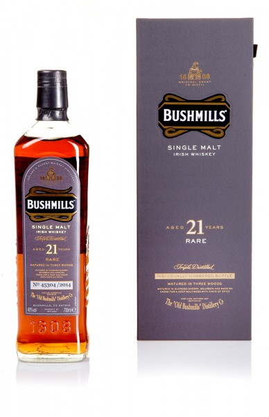 Bushmills 21 Jahre