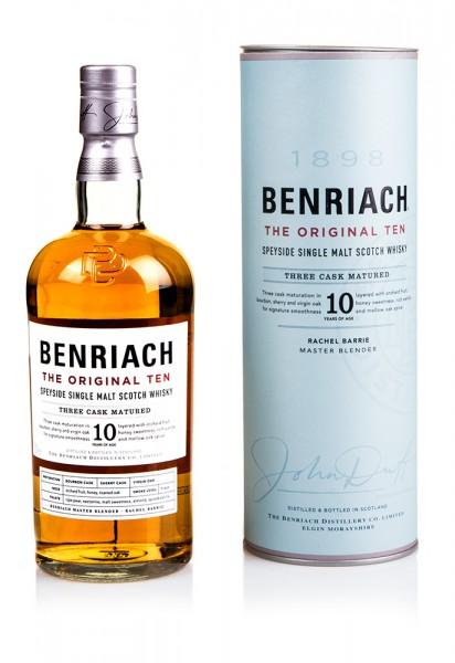 BenRiach The Original 10 Jahre