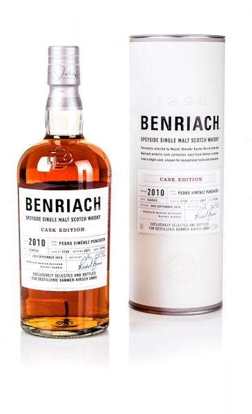 BenRiach 2010 Cask Edition