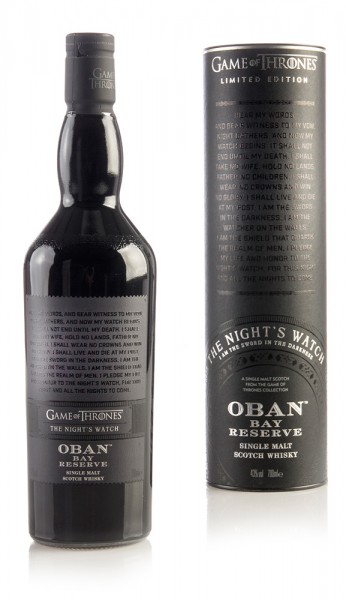 Oban Bay Reserve The Night's Watch (Game of Thrones)