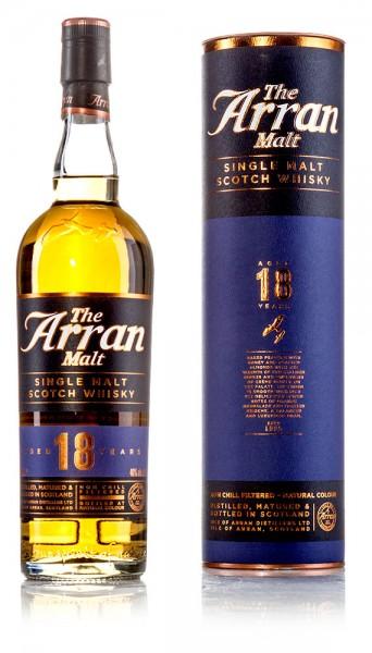 The Arran 18 Jahre