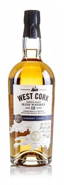 West Cork 12 Jahre Sherry Cask Finish Limited Release