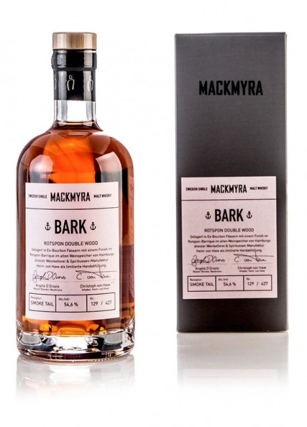 Mackmyra Rotspon Double Wood - BARK