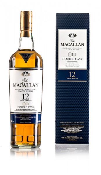 Macallan 12 J. Double Cask