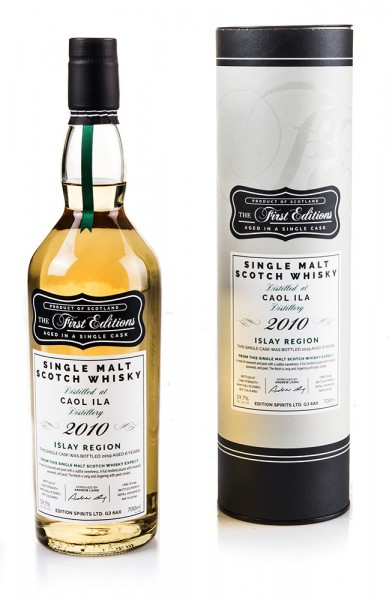 Caol Ila 2010 The First Editions