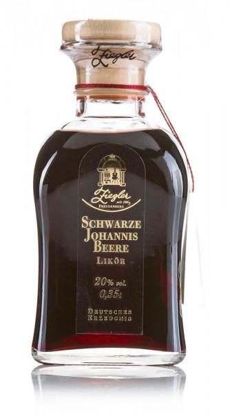Black currant liqueur from Ziegler