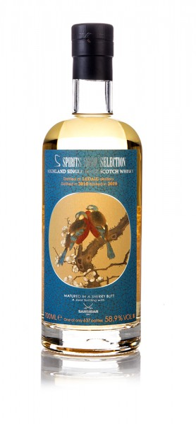 Ledaig 2010 Spirits Shop' Selection Sansibar Whisky