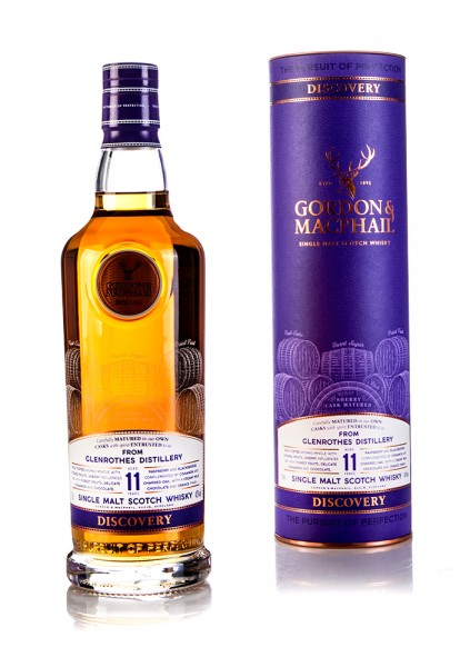 Glenrothes 11 years Gordon & MacPhail - Discovery