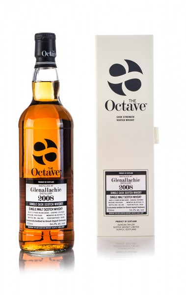 GlenAllachie 2008 The Octave
