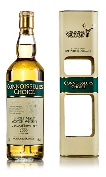 "Aultmore 2000/2014 (Gordon & MacPhail ""Connoisseurs Choice"")"