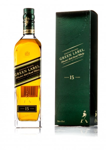 Johnnie Walker Green Label 15 Jahre ( Limited Edition 2016 )