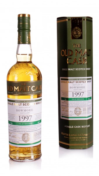 Bowmore 1997 Old Mask Cask