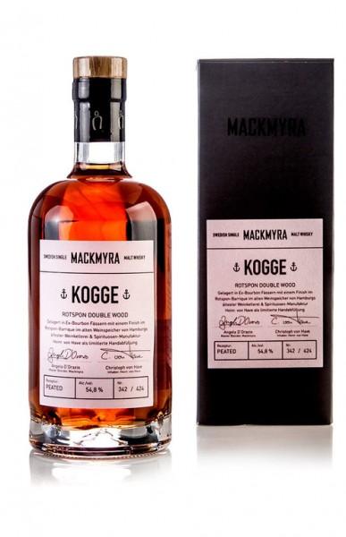 Mackmyra Rotspon Double Wood - KOGGE