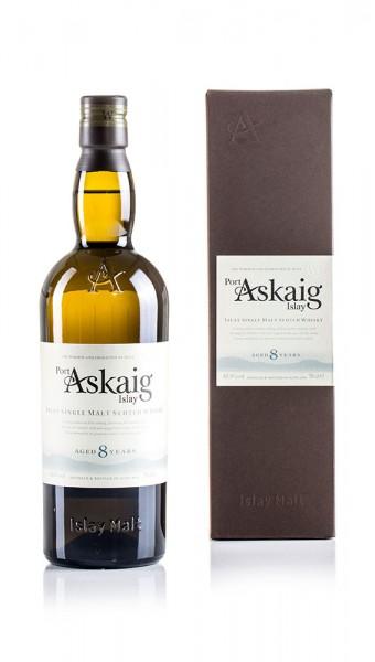 Port Askaig 8 Jahre
