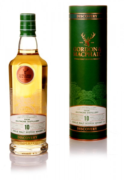Aultmore Gordon & MacPhail Discovery 10 Jahre