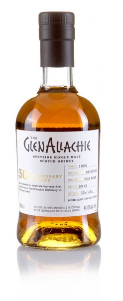 GlenAllachie 1990 Cask 2515 - 50th Anniversary Bottling!