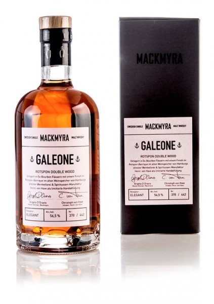 Mackmyra Rotspon Double Wood - GALEONE