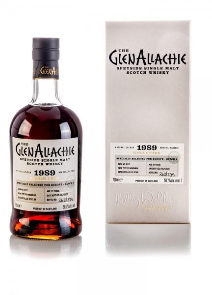 GlenAllachie 1989 Single Cask