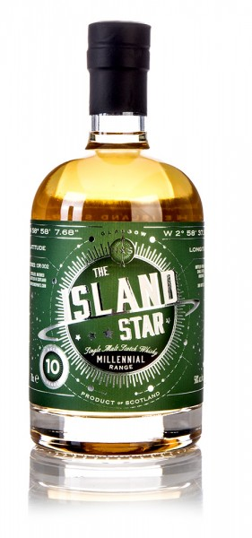 The Island Star Millennial Range Series OR 002 50% (North Star Spirits)