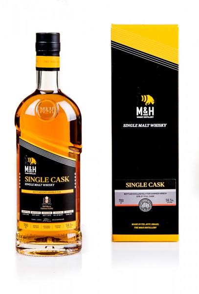 The Milk & Honey Single Cask Kammer-Kirsch Exclusive 58,5%