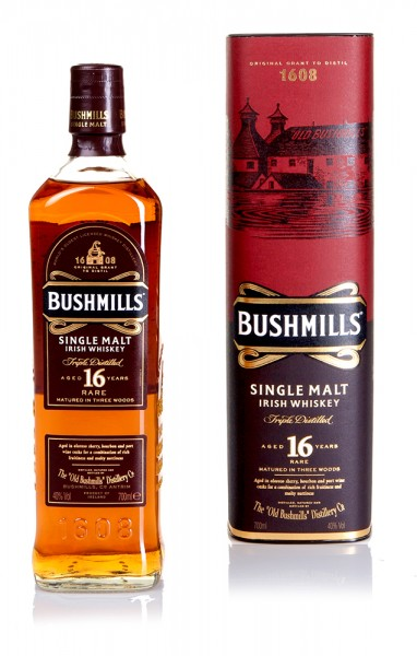 Bushmills Thre Woods 16 Years