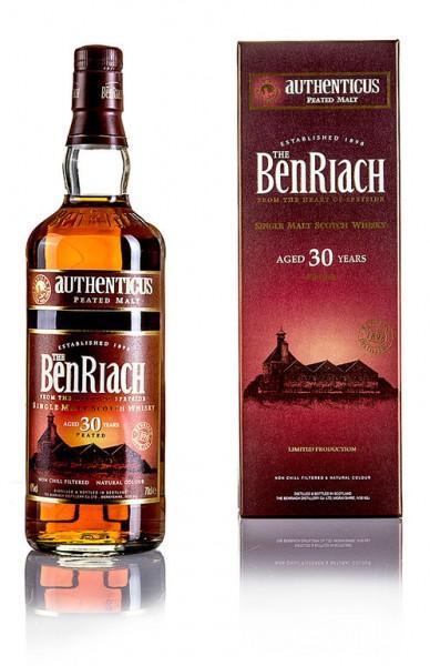 BenRiach Authenticus 30 Jahre