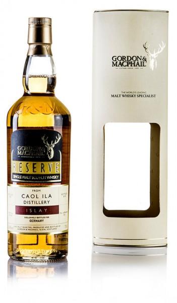 Caol Ila 2005/2018 Gordon MacPhail Reserve Label - Exlusively bottled for Germany