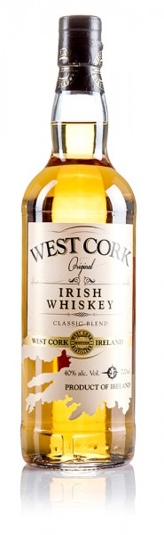 West Cork Classic Blend Irish Whiskey