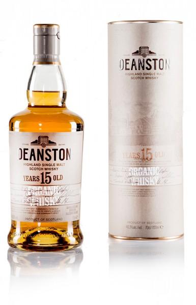 Deanston 15 Jahre Organic