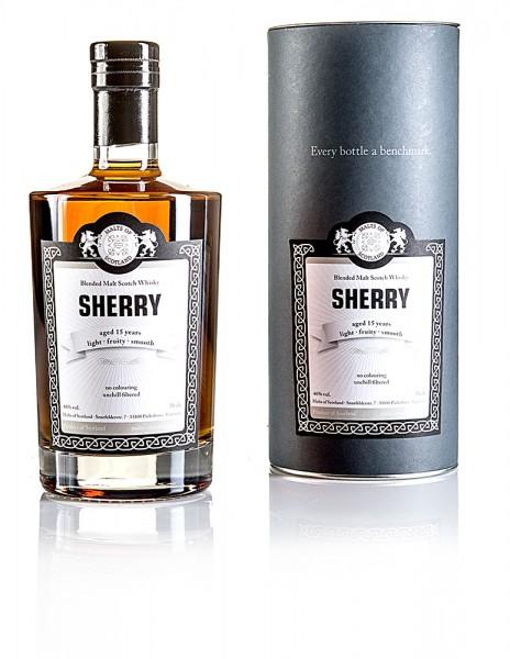 MoS Sherry Blended Malt Scotch Whisky 15 Jahre