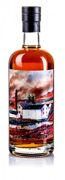 Secret Islay Distillery 2013 Finest Whisky Berlin Batch 7