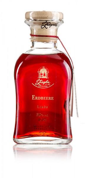 Erdbeere Likör von Ziegler